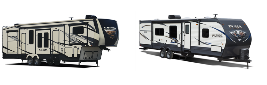 Should I Buy a Travel Trailer or a Fifth Wheel?